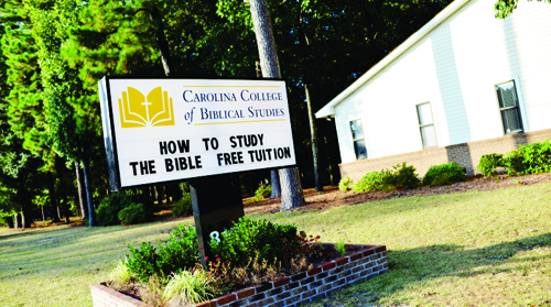 Carolina College of Biblical Studies top online christian counseling degree