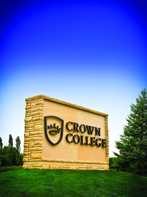 Crown College top online christian counseling degree